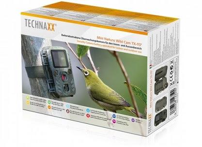 Technaxx Compact Camera