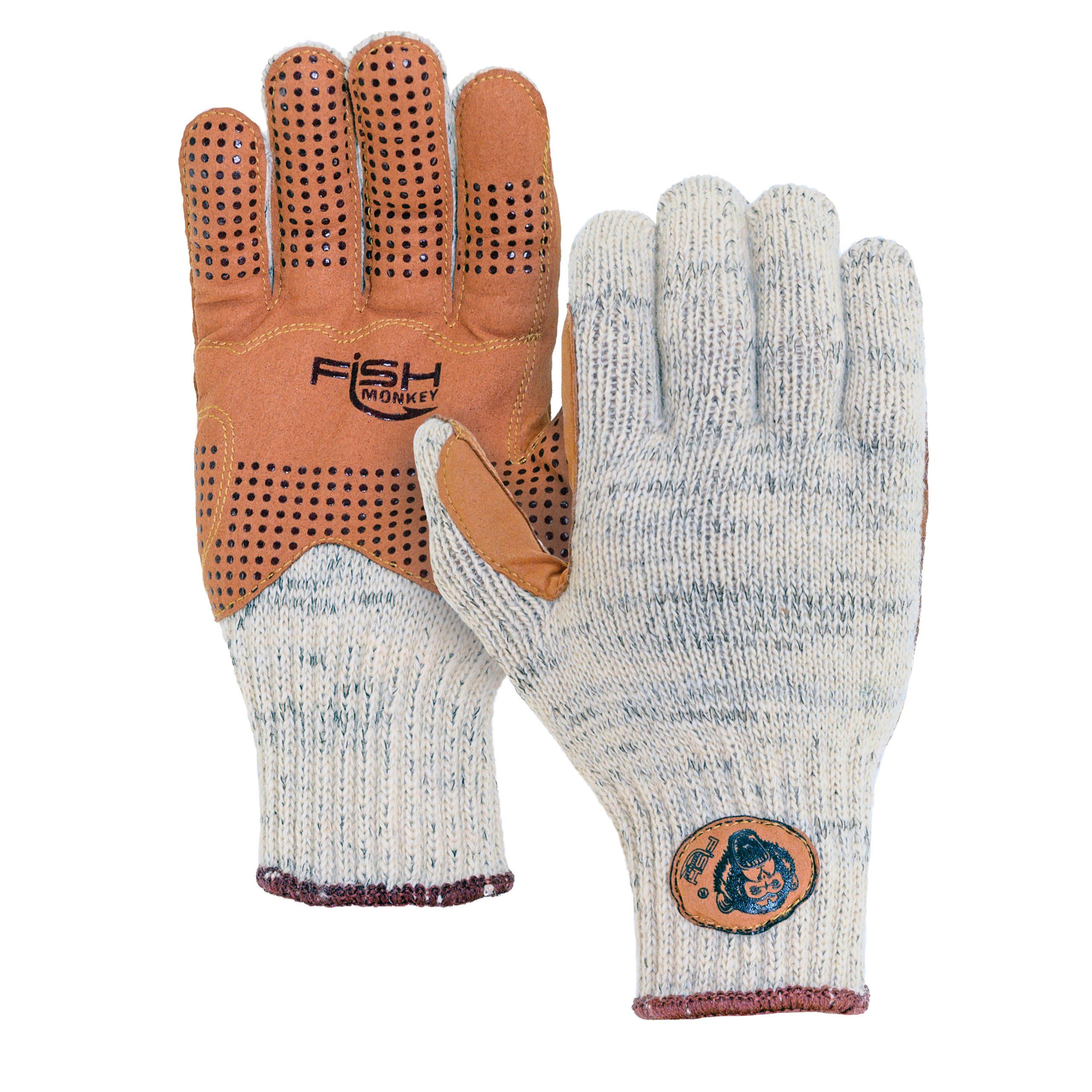 Fish Monkey Wooly Full Finger Gloves