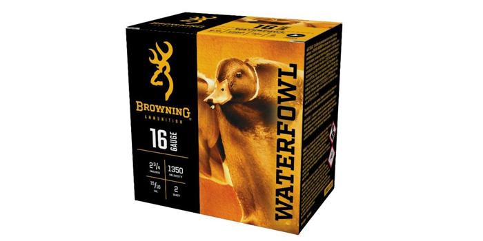 Browning 16 Gauge Waterfowl load