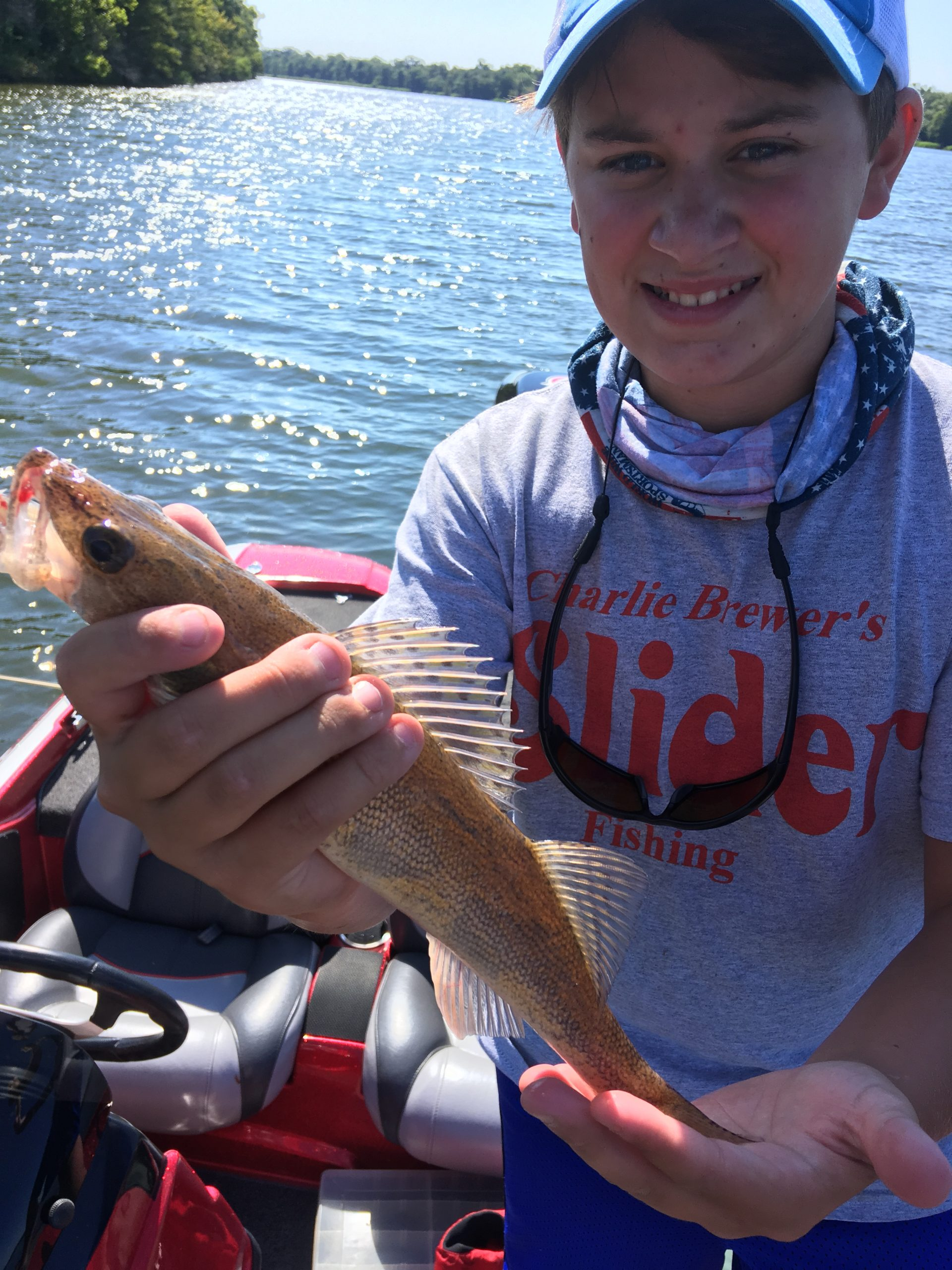 sauger fishing Alabama