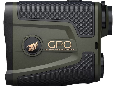 German Precision Optics RANGETRACKER 1800 rangefinder
