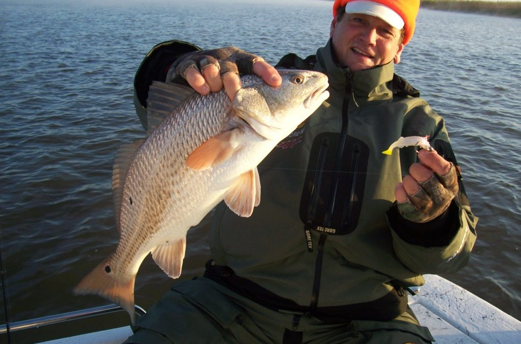 Saltwater River Fishing Tips for Redfish and Speckled Trout