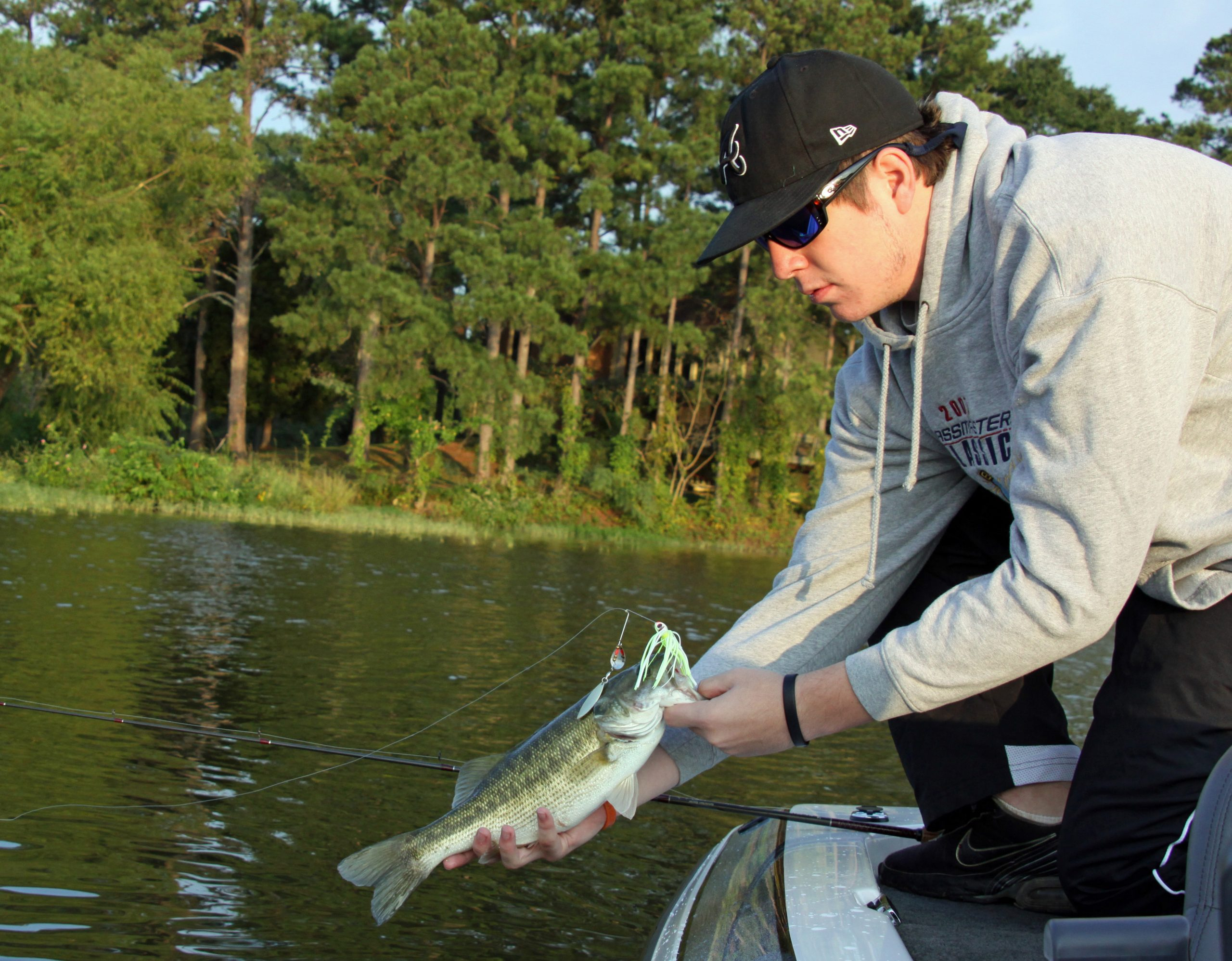 best early spring bass lures
