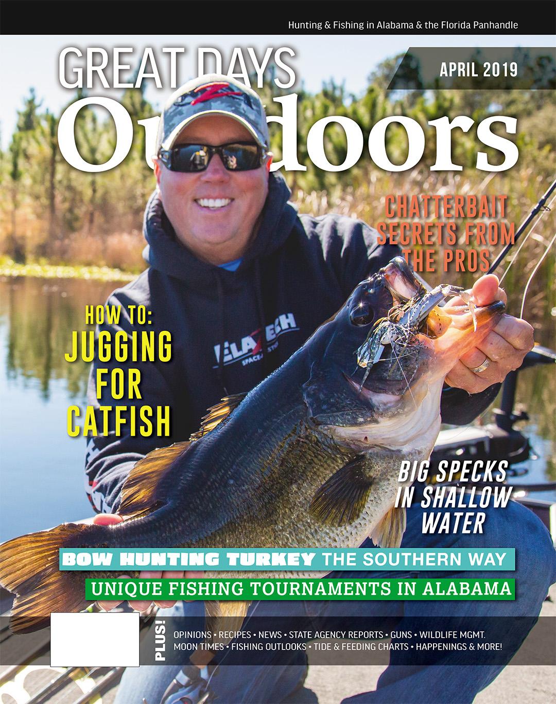April 2019 magazine cover