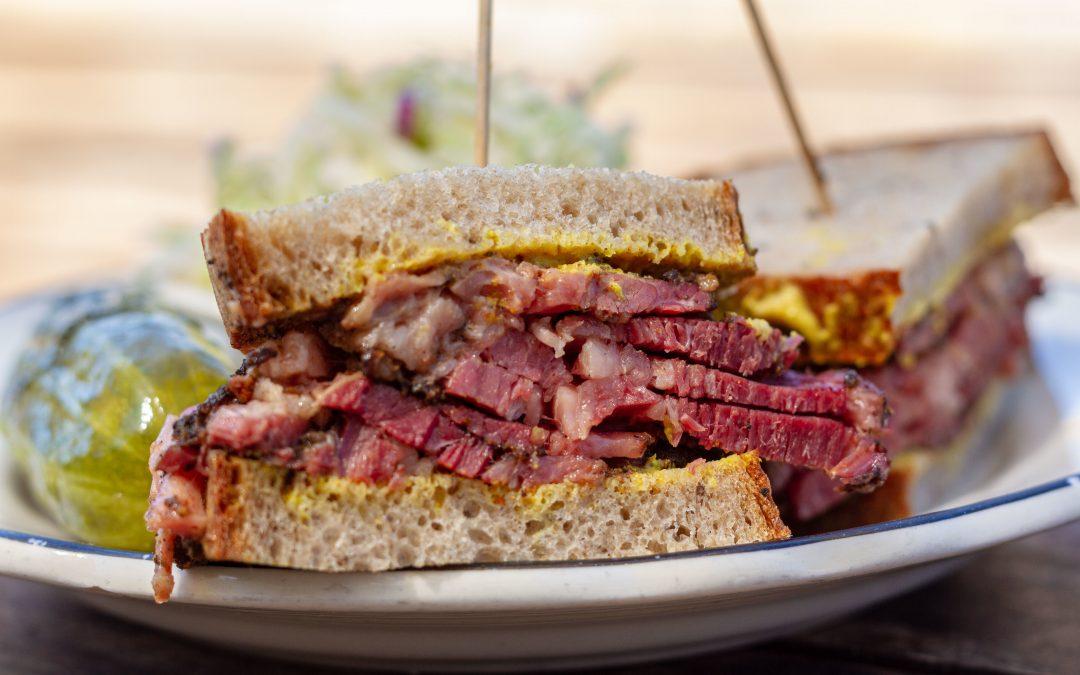 Corned Venison – A Corned Beef Substitute