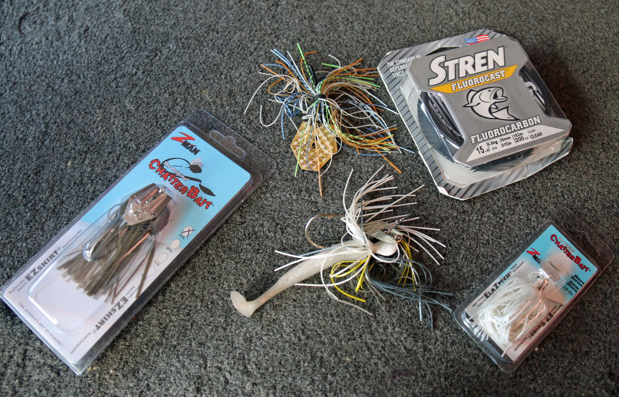how to fish a chatterbait are for bass