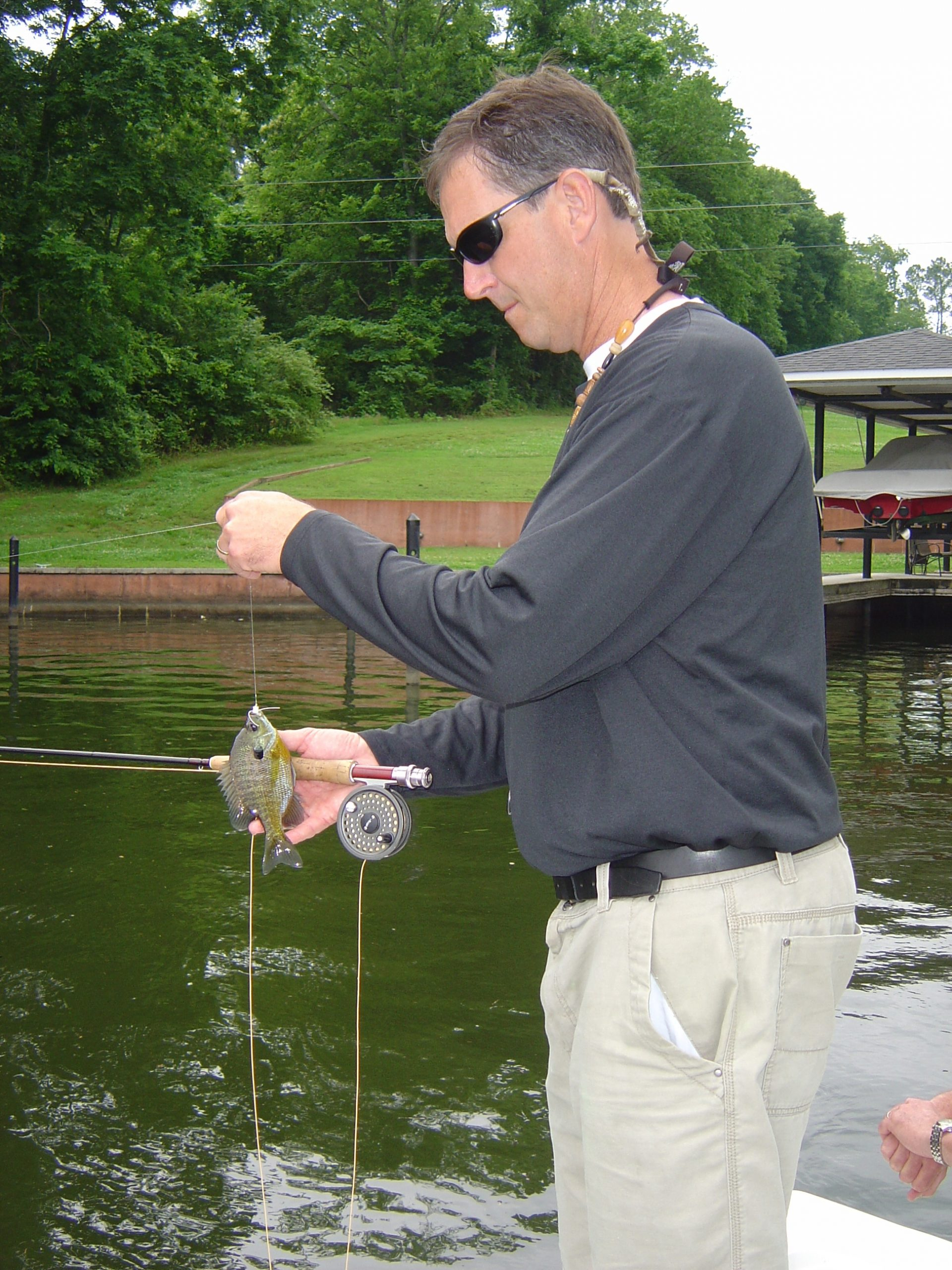 fly fishing poppers and popping bugs for bream