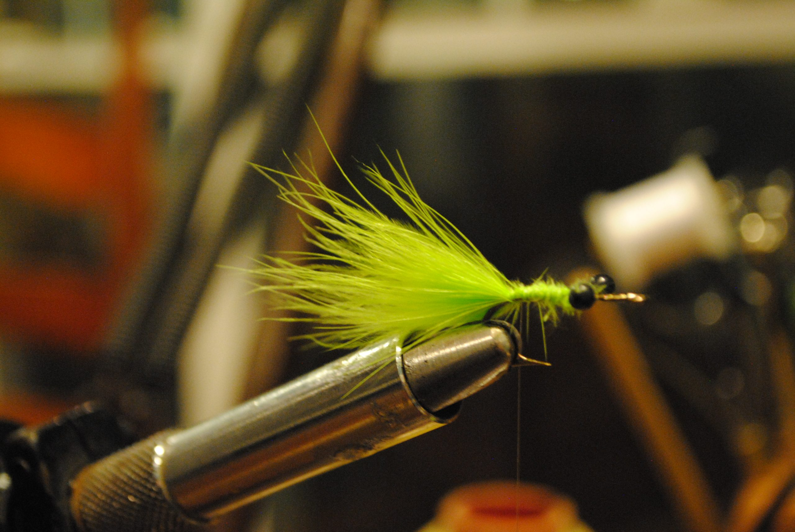 fly fishing poppers