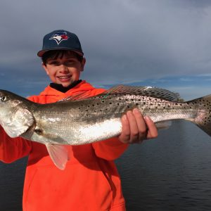 Catching Gator Trout – Targeting Trophy Sized Specks