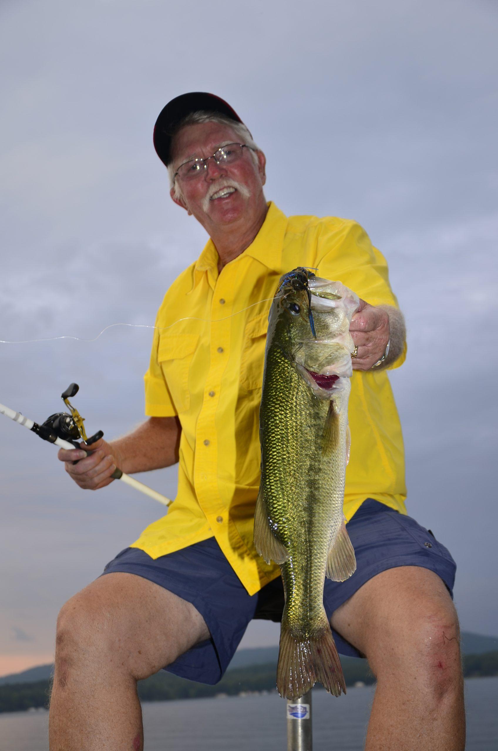 Lake Guntersville fishing