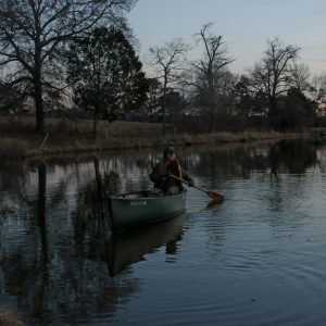 Spring Turkey Hunting From Waterways
