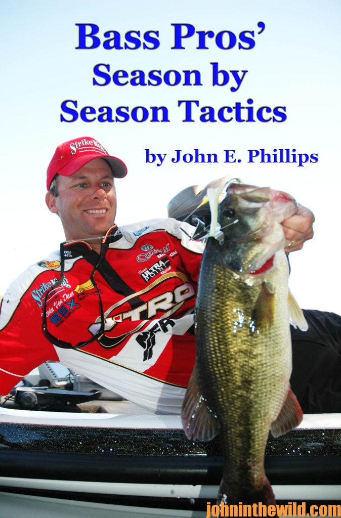 Bass Pro's Season by Season Tactics Cover