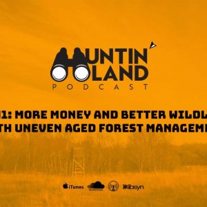 More Money and Better Wildlife with Uneven Aged Forest Management