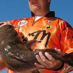 Big Flathead Catfish Fishing How To's