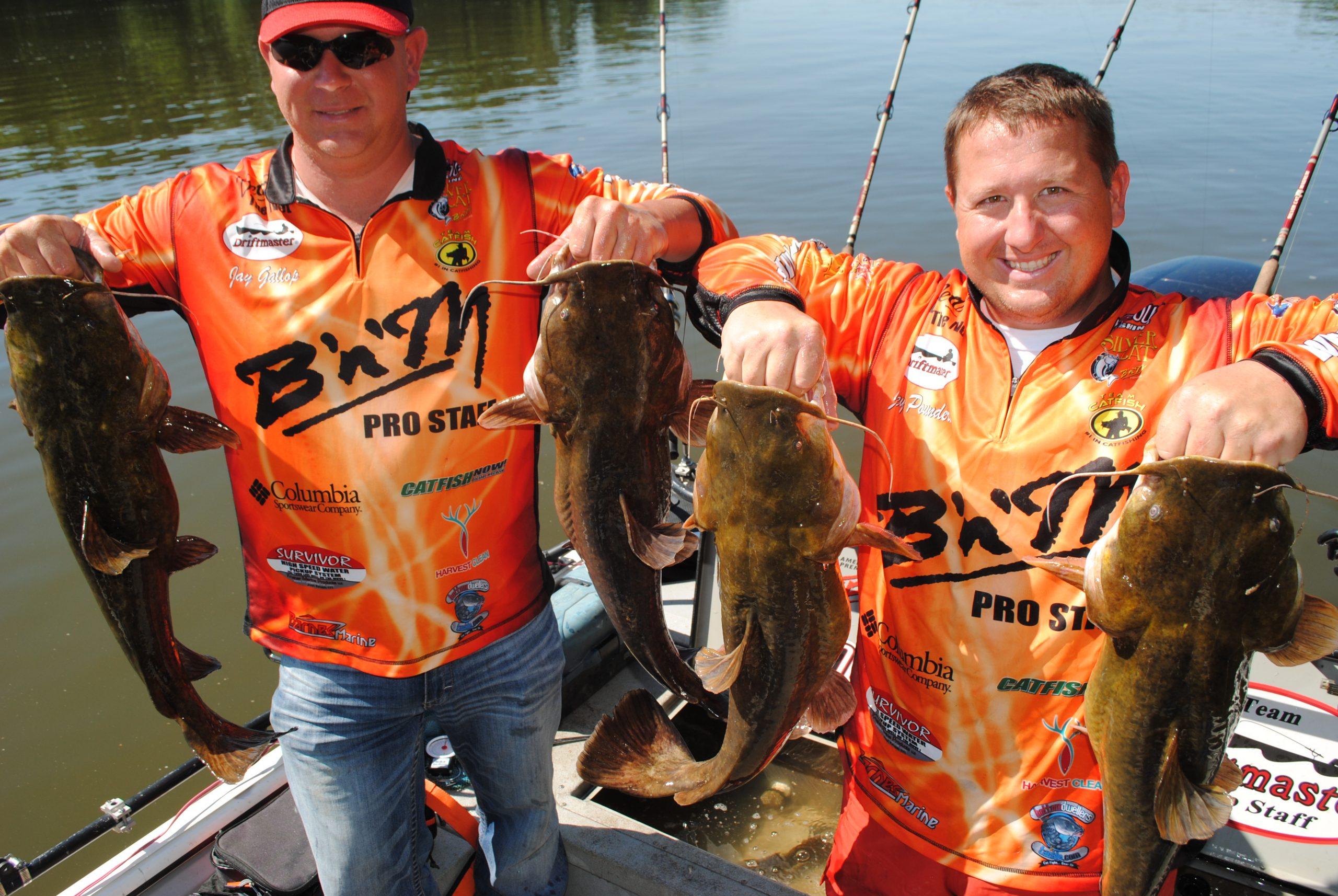 big flathead catfish