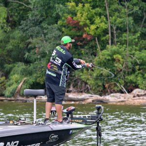 Topwater Bass Fishing For Summer Bass