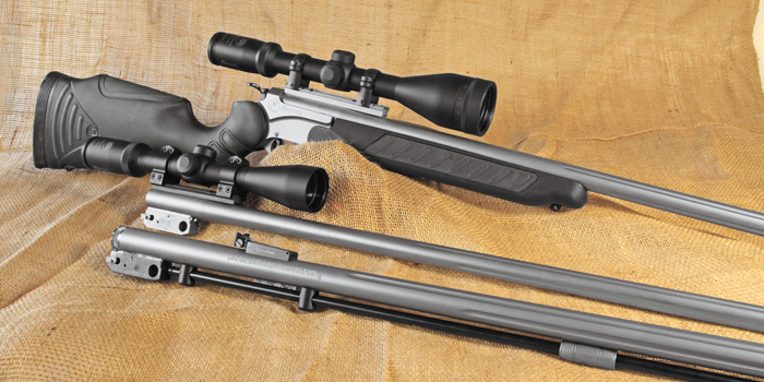 Thompson Center Encore Pro Hunter Rifle