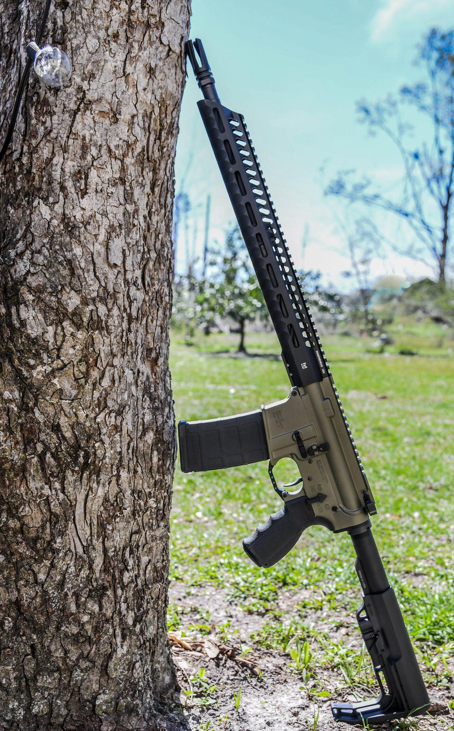 custom AR-10s or AR-15s for sale.