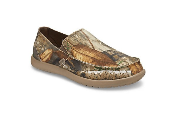 Crocs™ Men's Santa Cruz Realtree EDGE® Slip-On