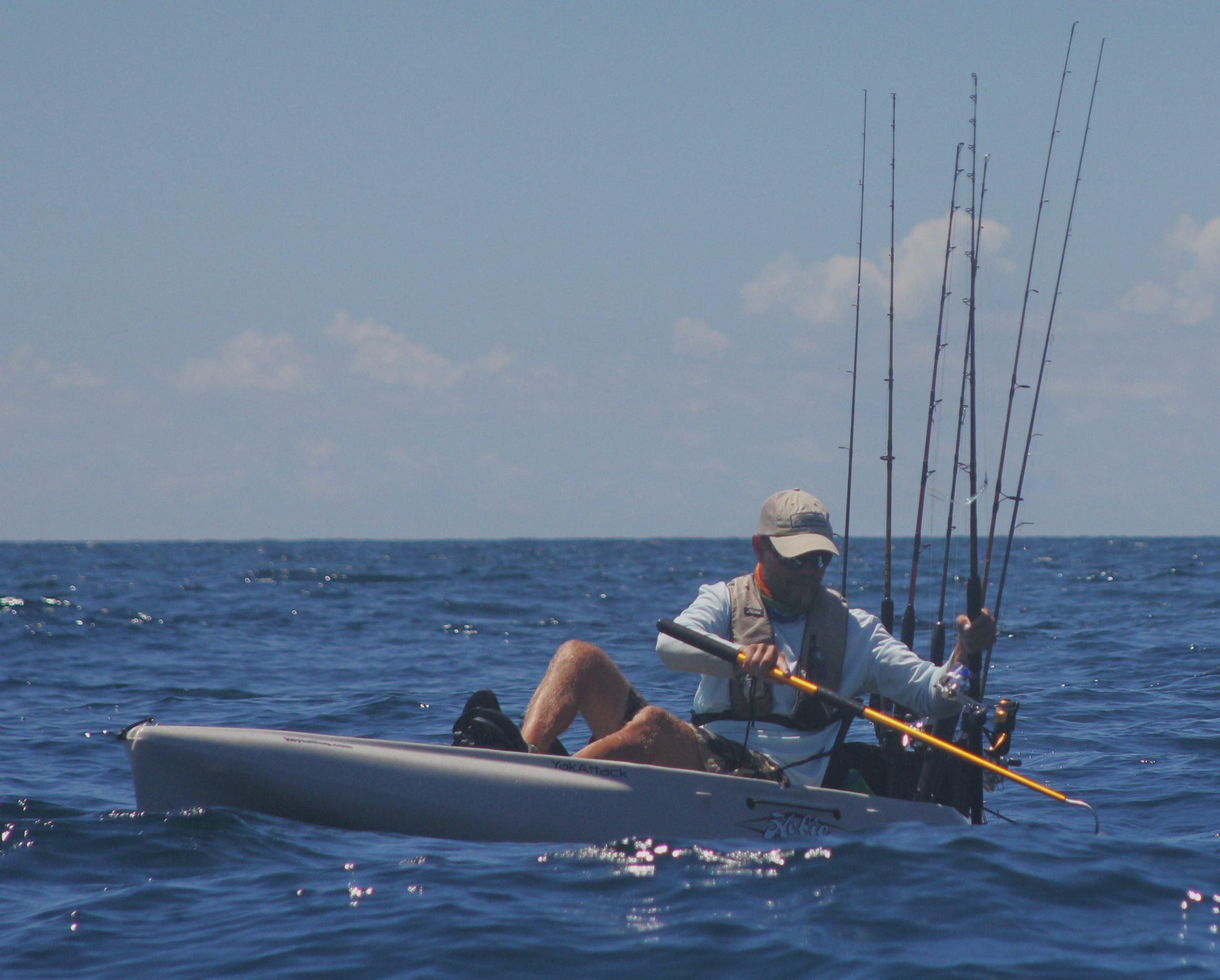 best kayak fishing accessories