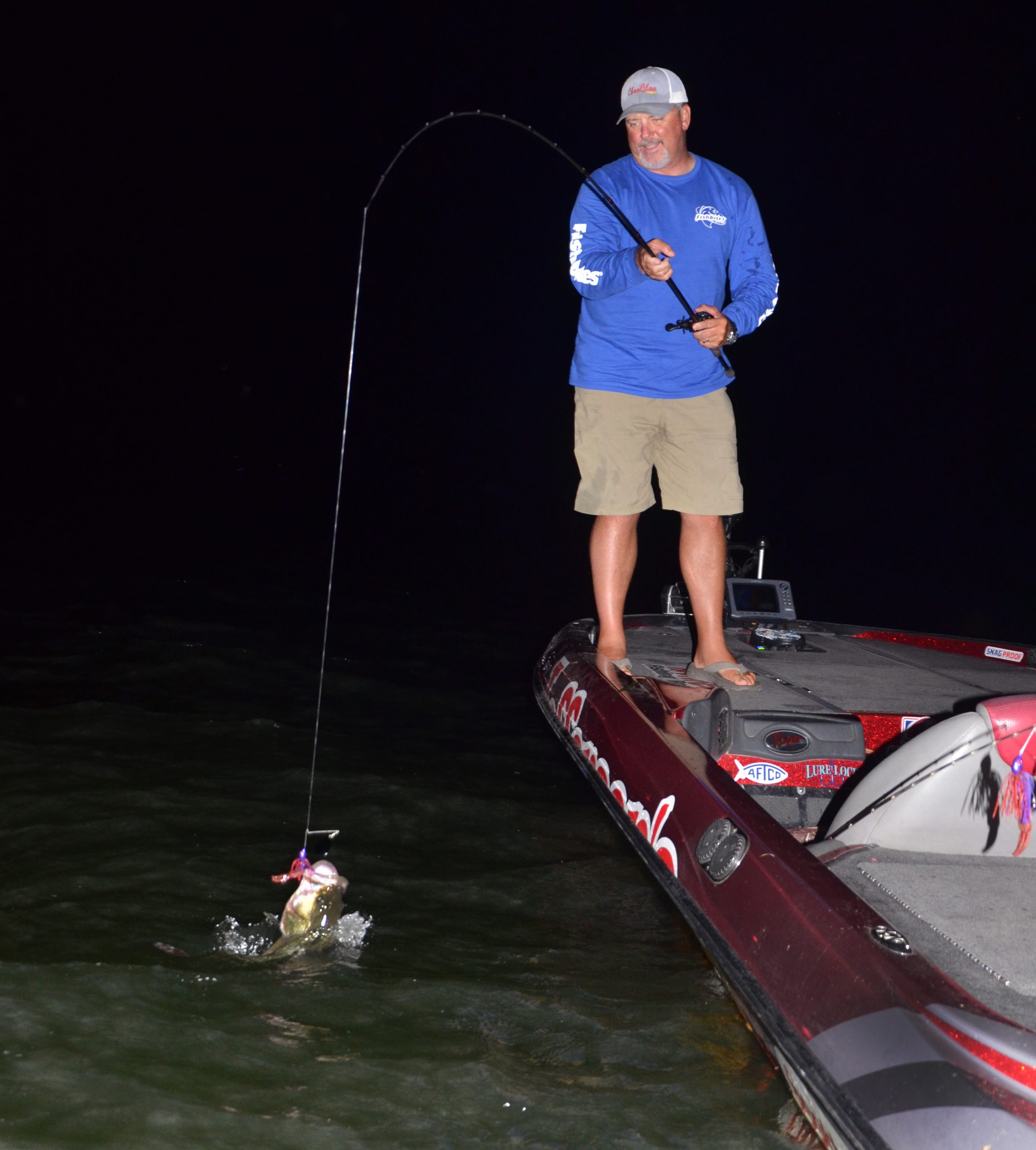 what to use for bass fishing at night tips and lures