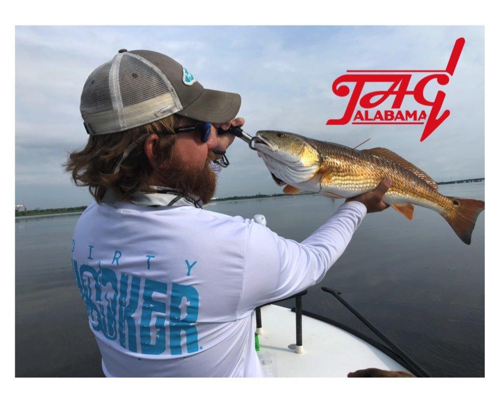 Tag Alabama speckeld trout