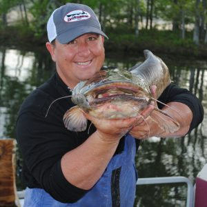 Catfish Fishing In Alabama Rivers