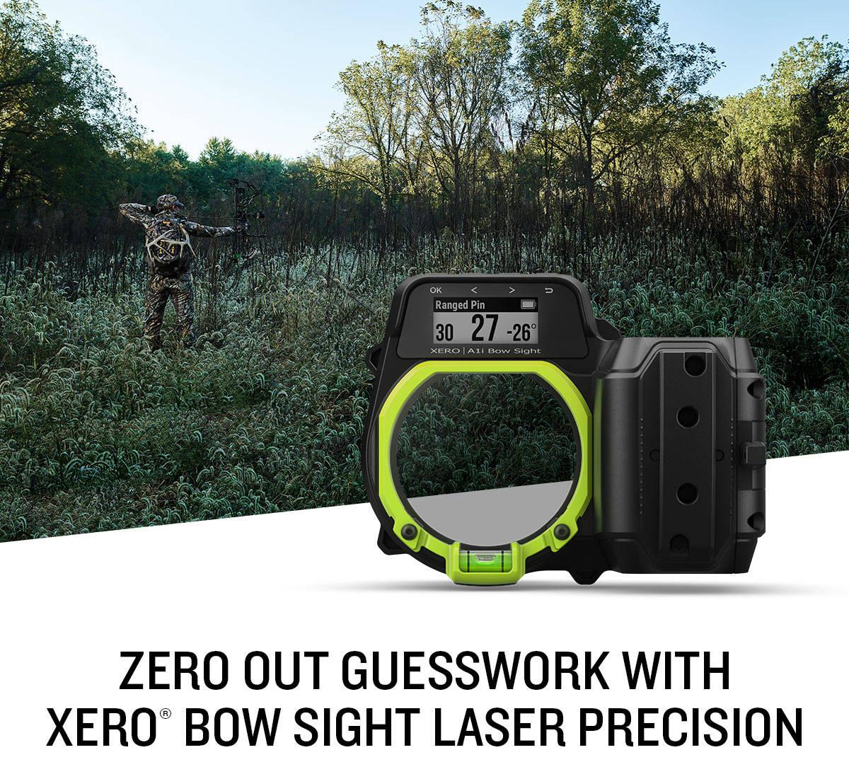 Garmin Xero A1i Auto-Ranging Digital Bow Sight