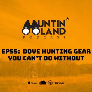Dove Hunting Gear You Can't Do Without