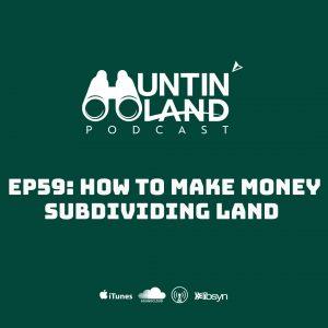 How to Make Money Subdividing Land