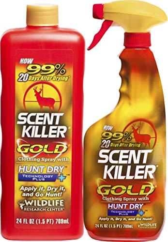 Wildlife Research Scent Killer