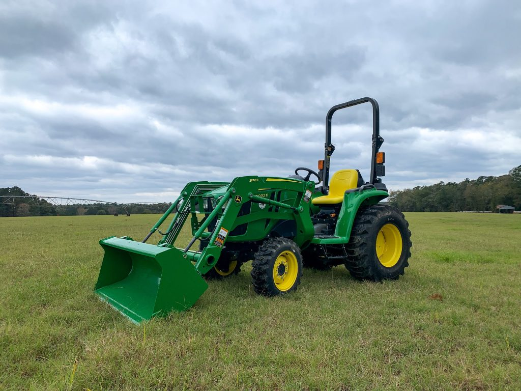 what size tractor do I need