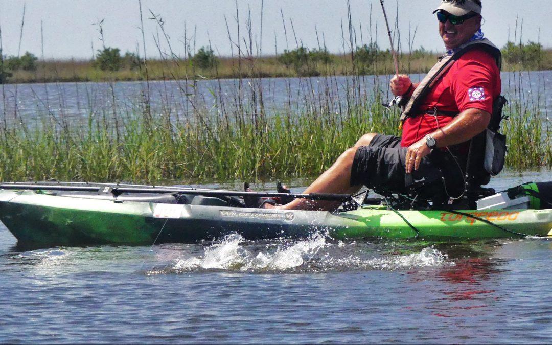 Choosing a Beginner Fishing Kayak Setup