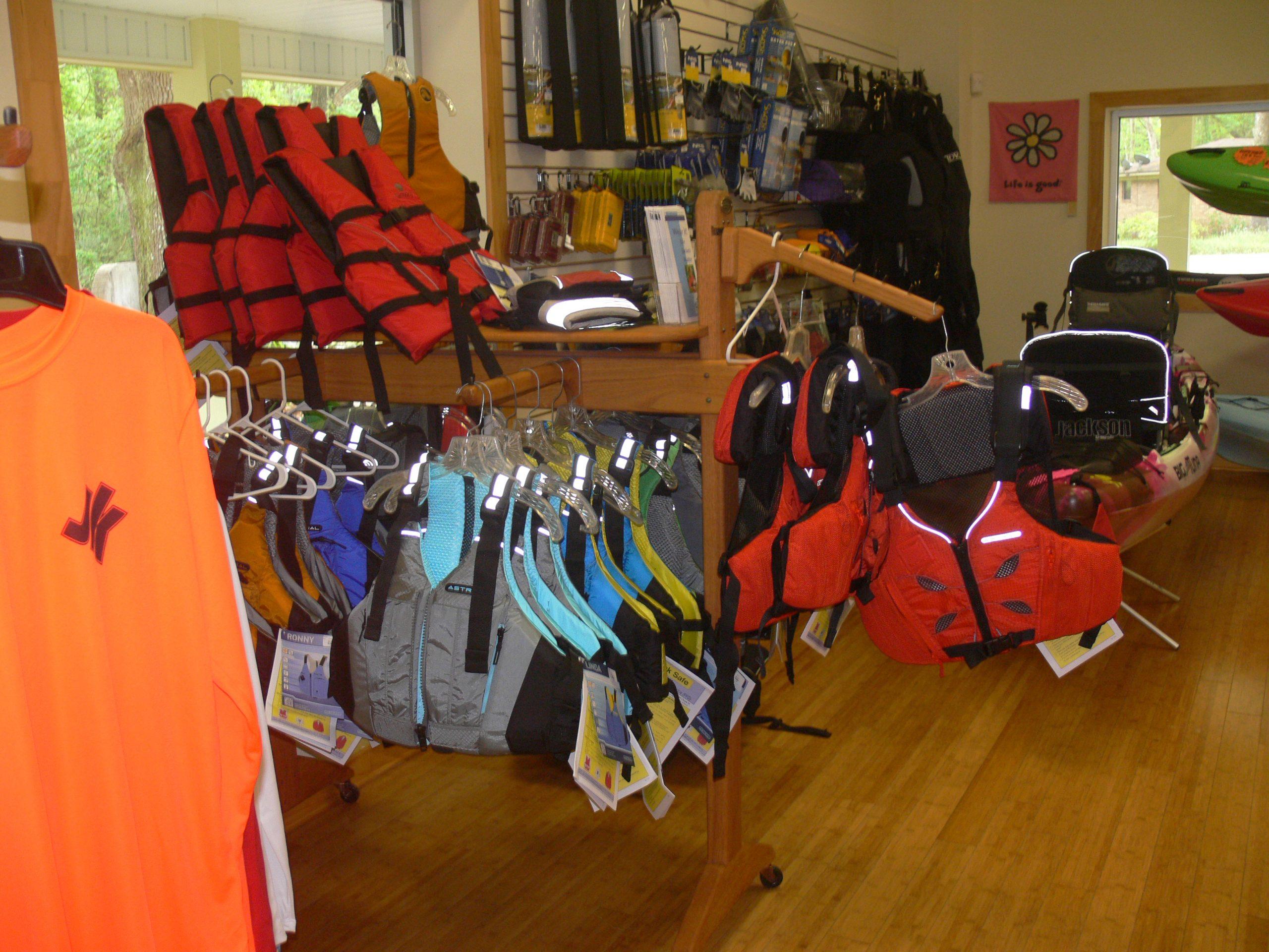 ultimate beginner fishing kayak setup personal floatation device