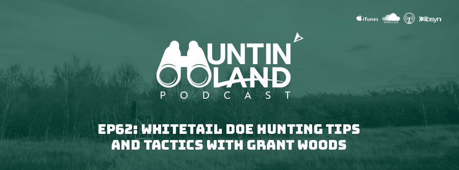 whitetail doe hunting tips and tactics, when and why to start
