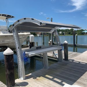 Choosing the Best Fish Cleaning Table for Your Dock