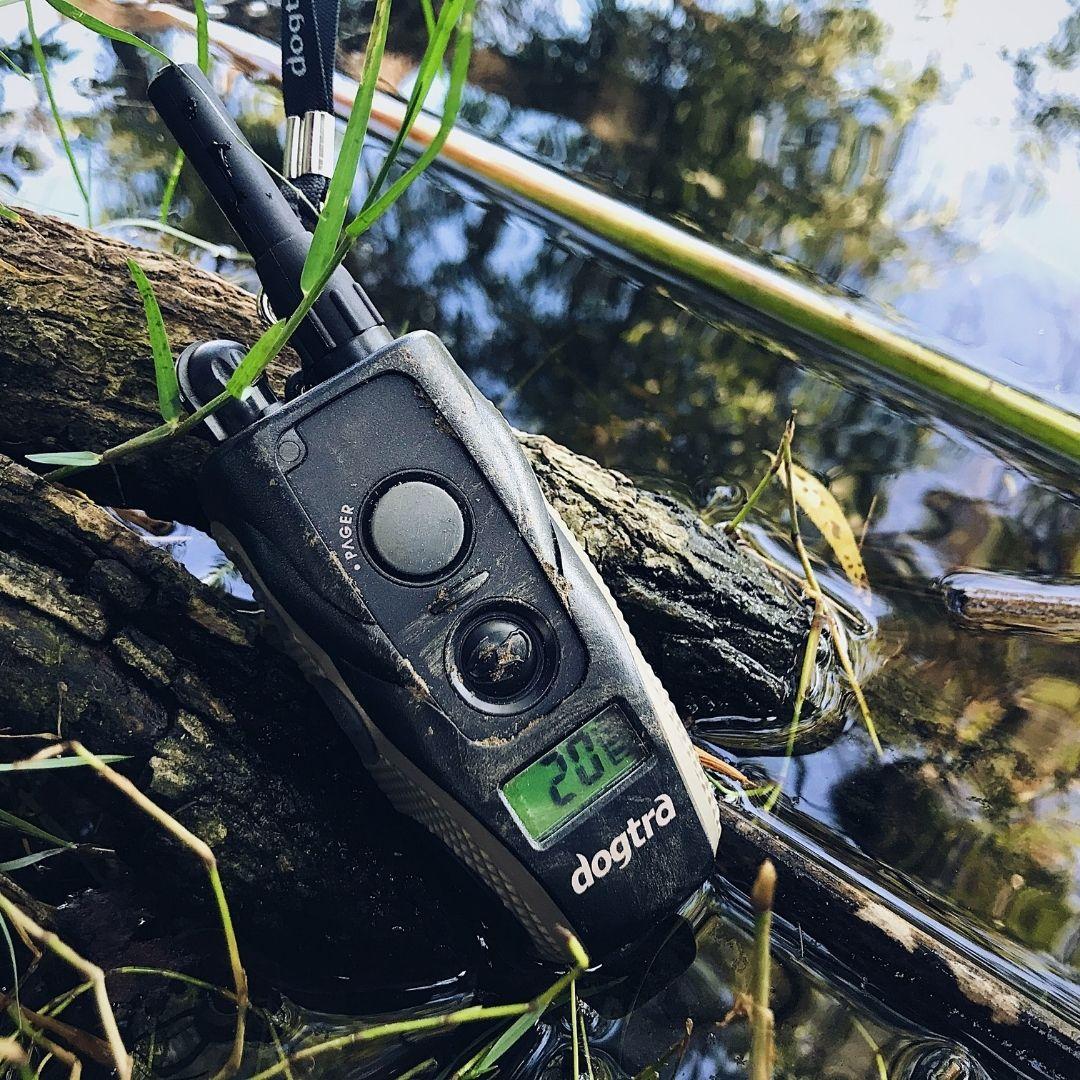 Dogtra IPX9X Rated Waterproof DogTrainingE-Collars
