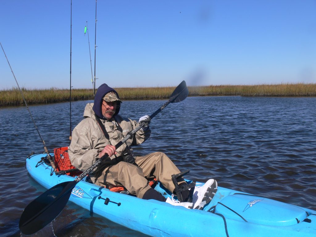 cold weather kayak gear