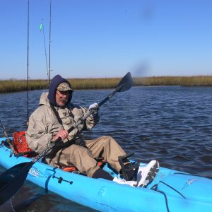 Cold Weather Kayak Gear You Need