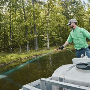 Choosing the Best Pond Weed Control Practices