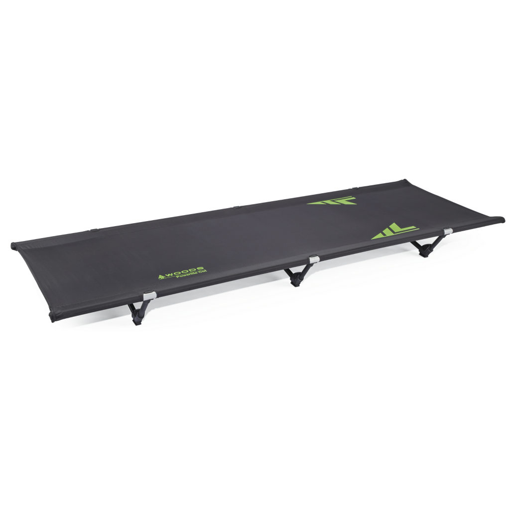 woods portable camping cot