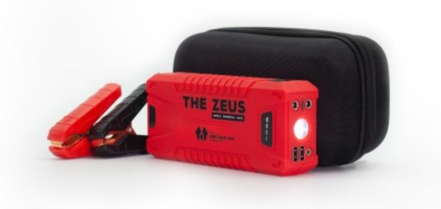 Zeus portable charger