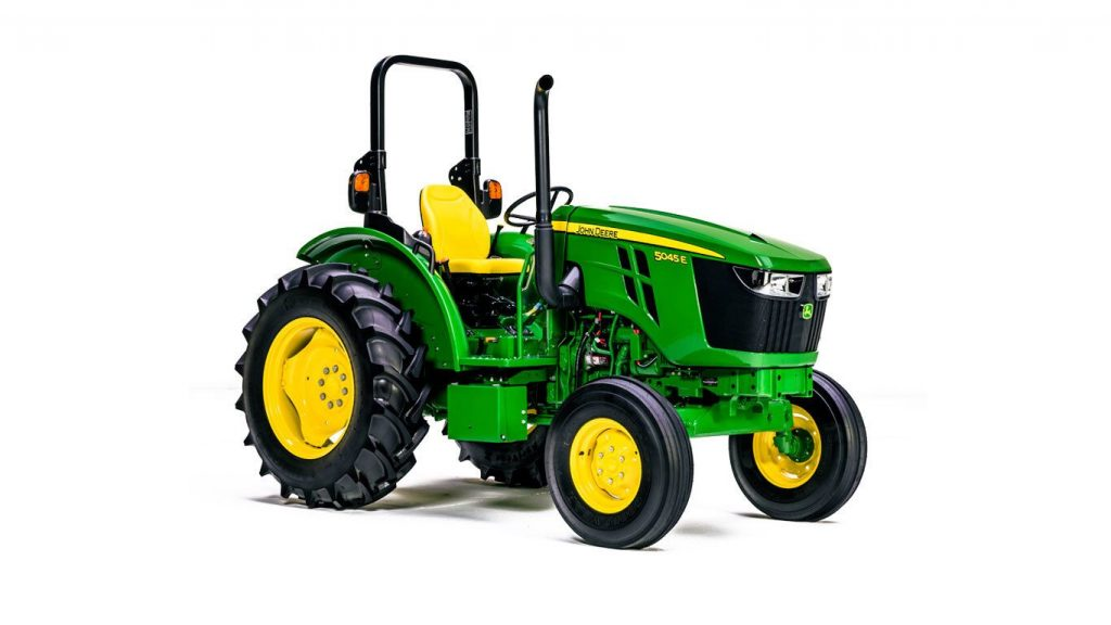 Series 5 utility tractor