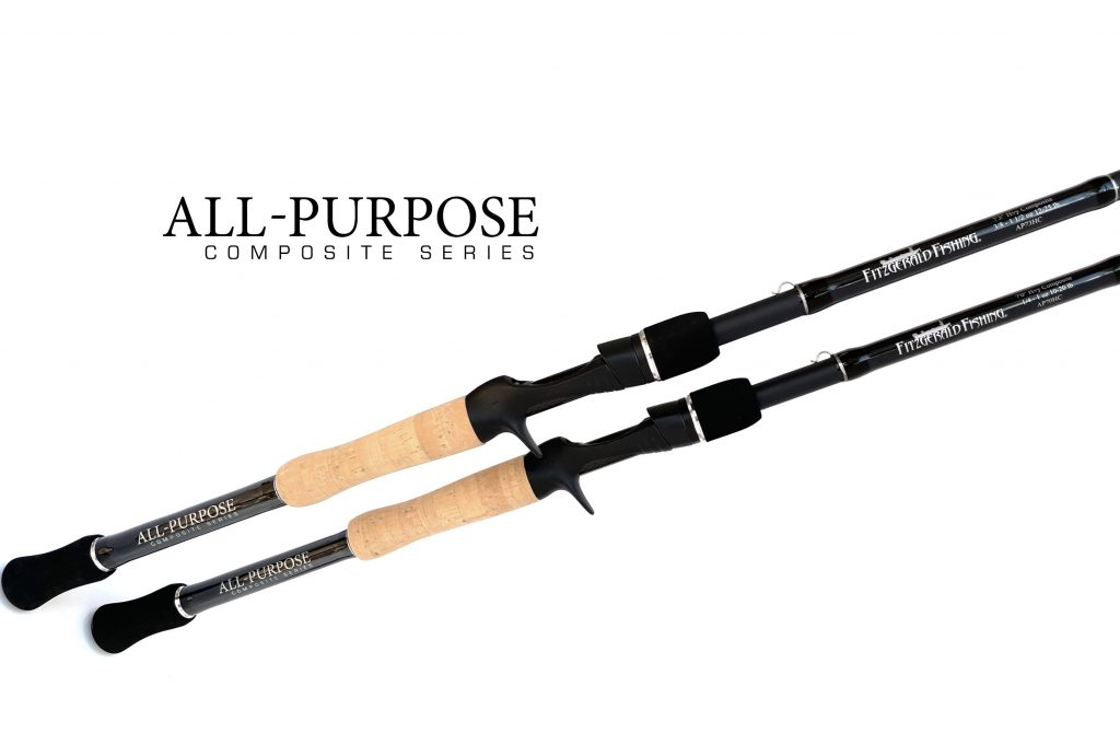 Fitzgerald All-Purpose Series Casting Rods