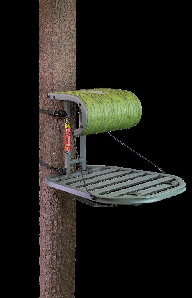 Dual Axis Hang-On Treestand