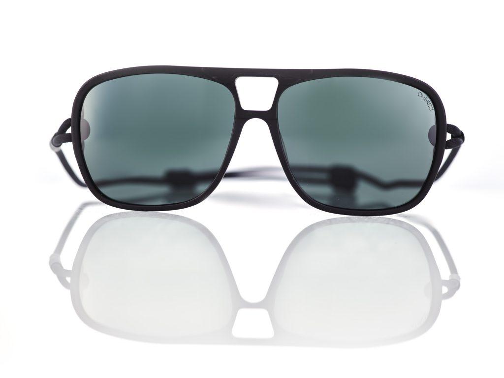 """Ombraz """"Sidearmless"""" Sunglasses"""