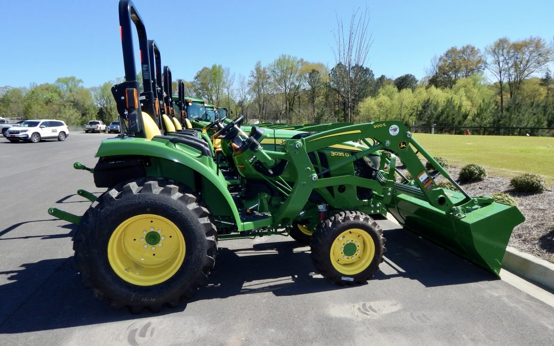 Determining the Best Compact Tractors 2021