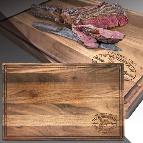 Hi Mountain Seasons Limited Edition Cutting Board