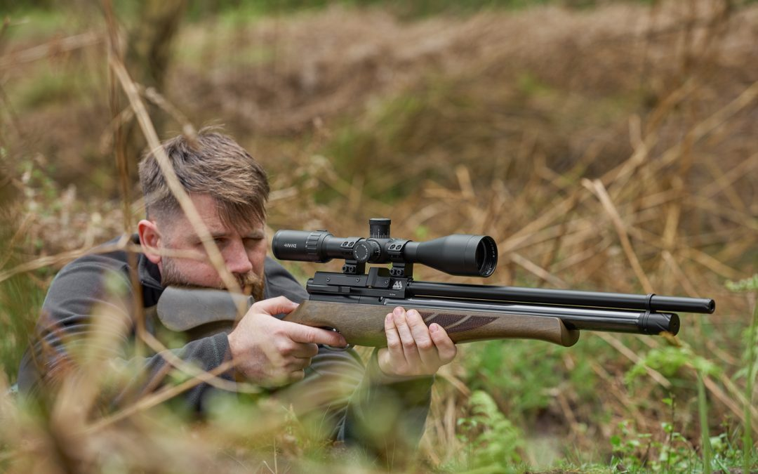 Air Rifle Hunting From Big Game To Small