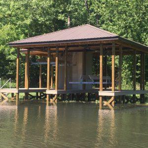Cool Boat Dock Design Ideas